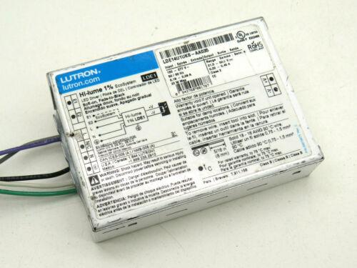 Details about  /Lutron LDE14U1UKS-AA035 Hi-Lume 1/% Soft-On Fade-To-Black LED Driver 22W 21-50VDC