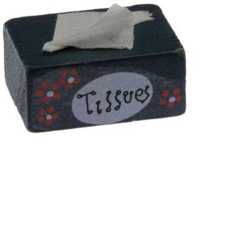 Dollhouse Miniatures 1:12 Scale Tissue Box #IM65412