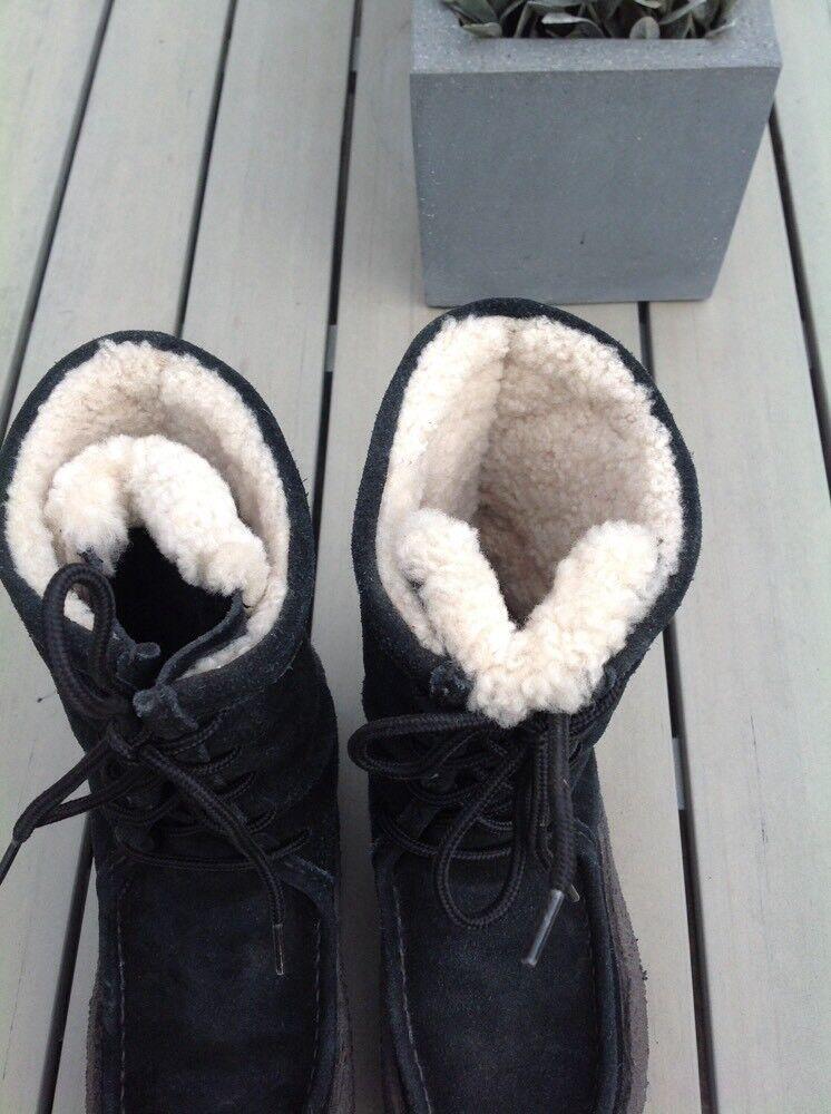 Clarks Damen Stiefel, schwarz, schwarz, Stiefel, Gr. 39 7fe496