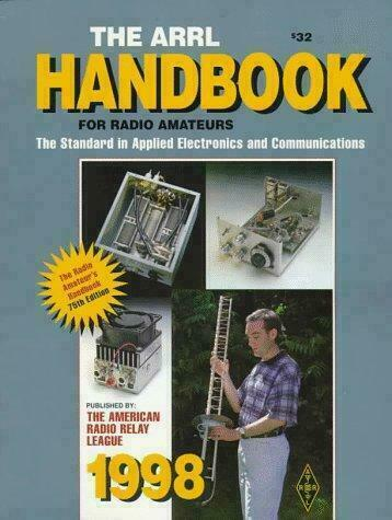 The Arrl Handbook For Radio Amateurs 1998 By Staff American Radio Relay League Inc 1997 Paperback Anniversary For Sale Online Ebay