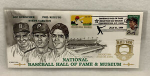 National-Baseball-Hall-Of-Fame-Induction-Day-1994-Stamp-Cachet-Lou-Gehrig