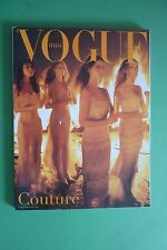 VOGUE Italia suppl. 571/1998 COUTURE CRAIG McDEAN PETER LINDBERGH STEVE HIETT
