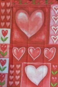 Be Mine Valentine Standard House Flag by Breeze Art #96252
