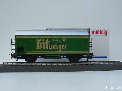 Basis 4415 Bierwagen .. am liebsten Becker Bier Sondermodell mit Verpackung