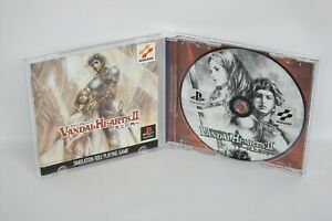 VANDAL-HEARTS-II-2-Tenjo-no-Mon-Ref-ccc-PS1-Playstation-Japan-Game-p1