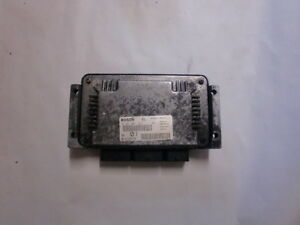 calculateur 3 prises bosch peugeot / citroen 0281001839 (ref 0653)