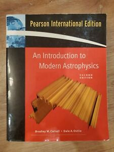 An Introduction to Modern Astrophysics - Second Edition -
