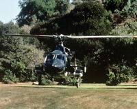 Airwolf 24x36 Poster Bell 222 Helicopter Taking Off