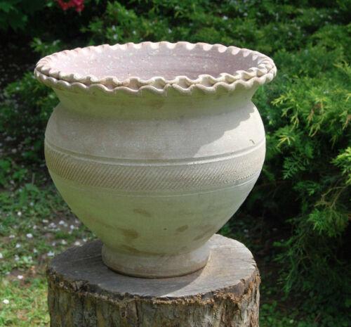 Blumentopf Amphore  Vase  Übertopf Blumenkübel aus Terrakotta Terracotta Topf