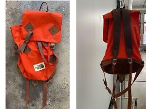 Bag backpack 70s vintage