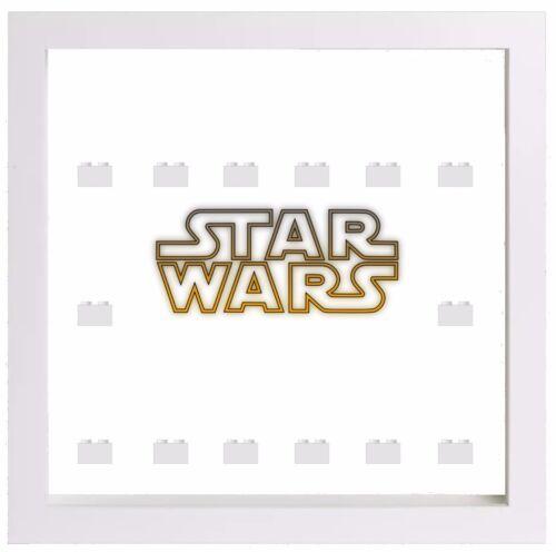 Lego Star Wars Minifigures Display Case Cadre Photo Mini Figures