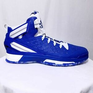 competitive price 417ce 732fd Image is loading Adidas-D-Rose-6-Boost-Mens-Basketball-Shoes-