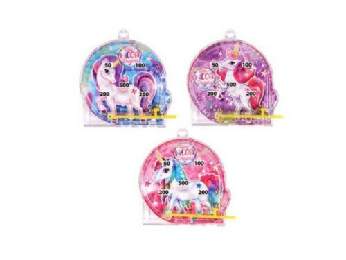 Little Unicorn Dreams Pinball Puzzle 6cm Fun Gift Party Bag Pocket Money Toy