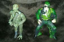 "1996 Agent K slime fightin Kay & edgar 4.5"" Galoob Action Figure Men In Black 2"