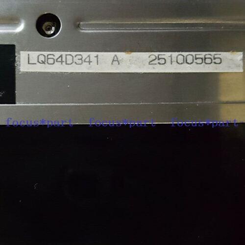 "6.4/"" Sharp LQ64D341 A TFT LCD Display Screen Panel Replacement 640x480"