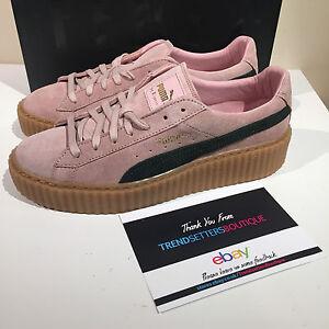 best cheap 0d2d3 03118 Puma Fenty Rihanna Pink wearpointwindfarm.co.uk