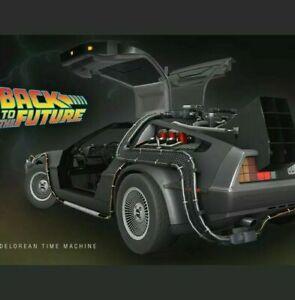 Ritorno al futuro DeLorean 1:6 - 3D Digital NFT