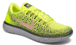 11737ffdbfbc3 Nike Free RN Distance Men s Neon Green Volt Running Shoes US Sz 12.5 ...