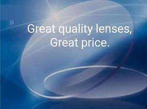 250a151912d Image is loading Reglaze-Glasses-Specs-Single-Vision-Lenses-inc-Anti-