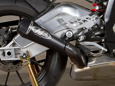 10-14 BMW S1000RR M4 GP Black Slip On Exhaust Muffler BM9022-GP
