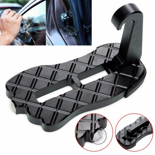 Foldable Car Door Step Hook Vehicle Foot Pegs Pedal Easy Access To Rooftop UK