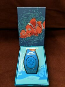 Finding-Nemo-Father-039-s-Day-2020-LE1000-MagicBand-Disney-Parks-NEW-UNLINKED