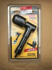 Eazypower 90 Degree Angle Drill Attachment Keyless Chuck New Free Shipping