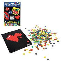 8-bit Pixel Craft Creative Magnet Set 600 Pieces,great For Home, School, Office