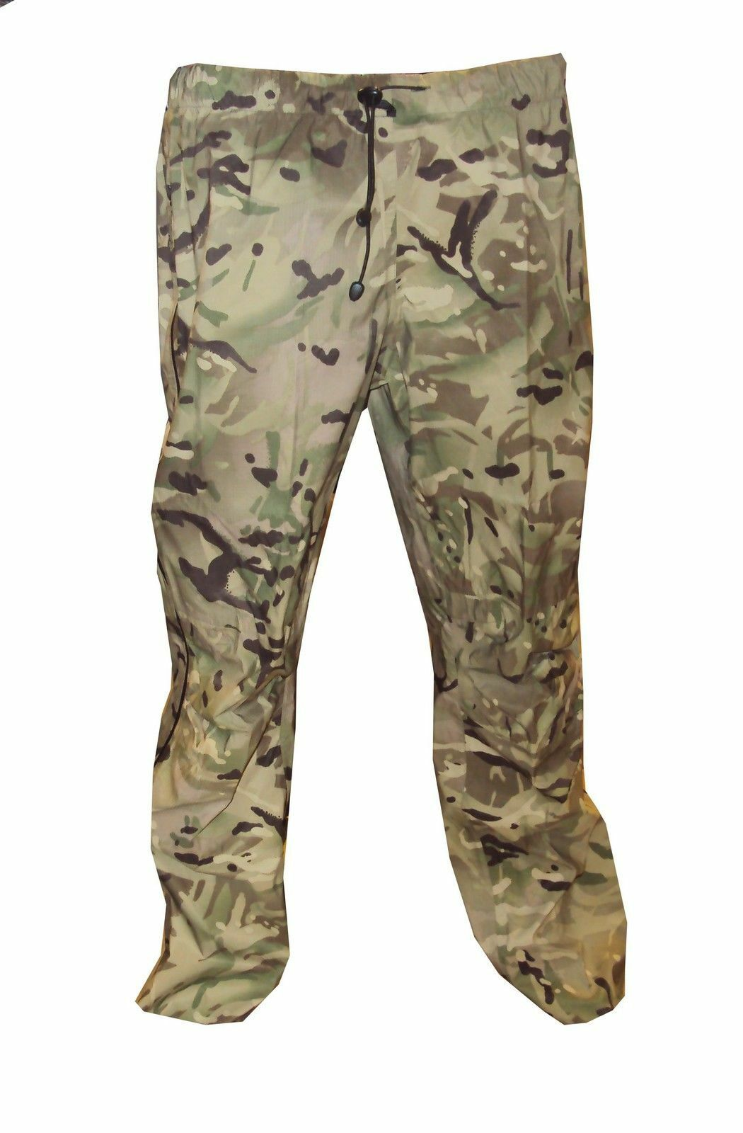 BRITISH ARMY - MTP LIGHTWEIGHT GORETEX TROUSERS - MEDIUM - GRADE 1