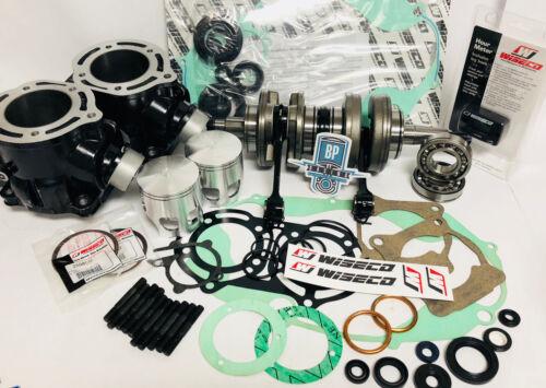 Banshee Motor Rebuild Engine Kit Top Bottom End Crank Pistons Bearings Wiseco BP