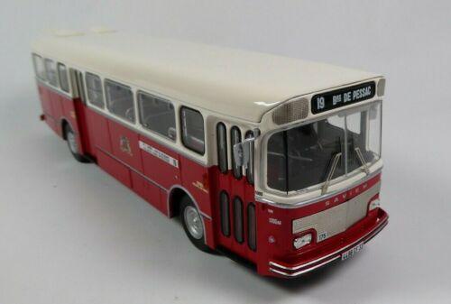 Autobus Saviem S105M 1969 Felix Potin 1//43 Norev Bus Voiture Miniature 530040
