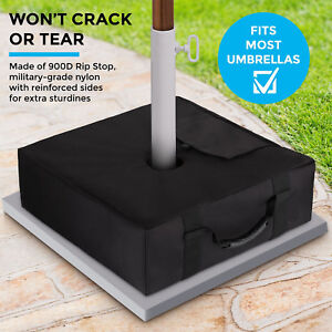 Image Is Loading Weight Sand Bag For Flag Umbrella Base Stand