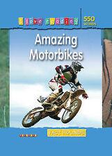 I Love Reading Fact Hounds 550 Words: Amazing Motorbikes, Frances Ridley, New Bo