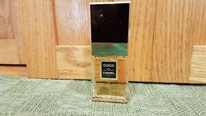 CHANEL Paris COCO Eau De Parfum Vaporisateur Spray 1.2 Fl Oz Vintage - Paris