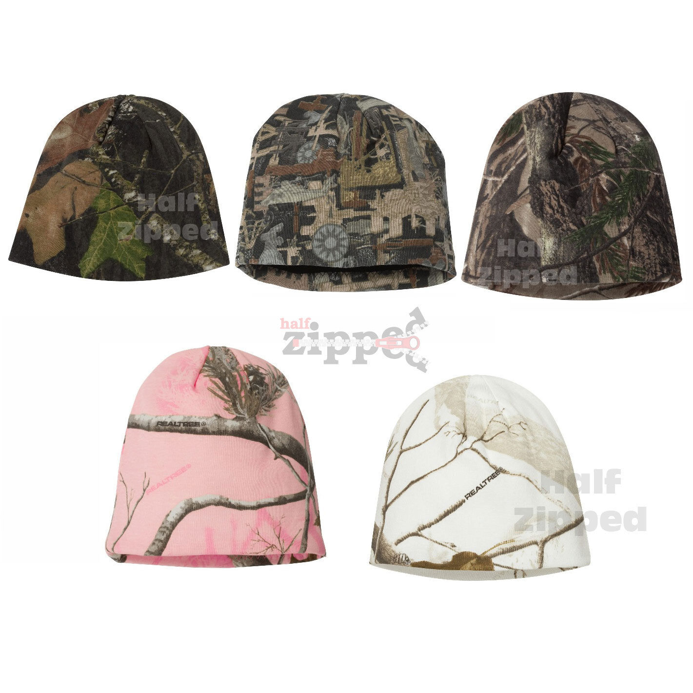 Kati Breakup 8/'/' Knit Cap Realtree All Purpose Pink Camo Beanie Hat LCB08 Ladies