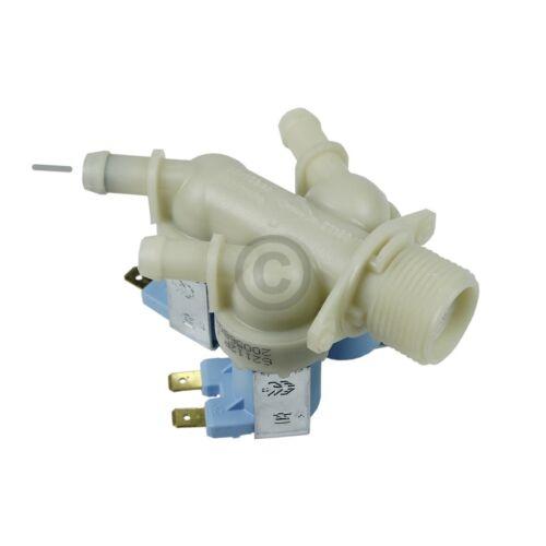 Électrovanne BEKO 2005680400 Triple 180 ° 10,5mmø avec réduction pour waschmasc