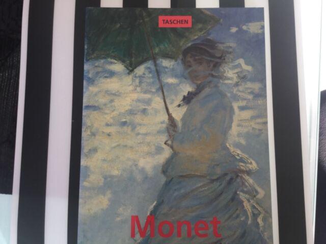 Monet (Taschen Basic Art Series), Heinrich, Christoph Neuwertig Taschen Verlag