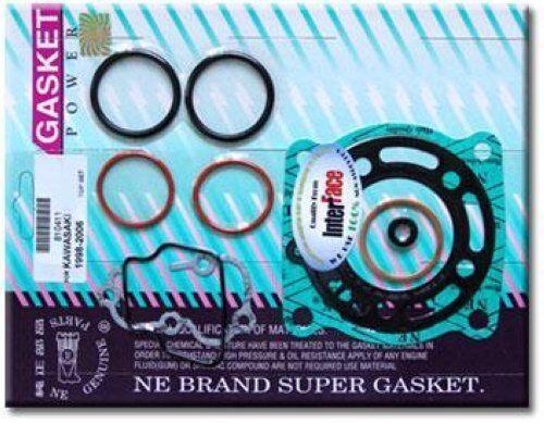 1998-2014 NEW Kawasaki Top End Engine Gasket Kit Set KX 100