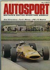 Autosport May 3rd 1968 *Tulip Rally*