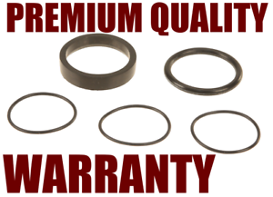 New Collapsible Water Transfer Pipe Coolant Tube O-rings /& Seal Kit for BMW 550i