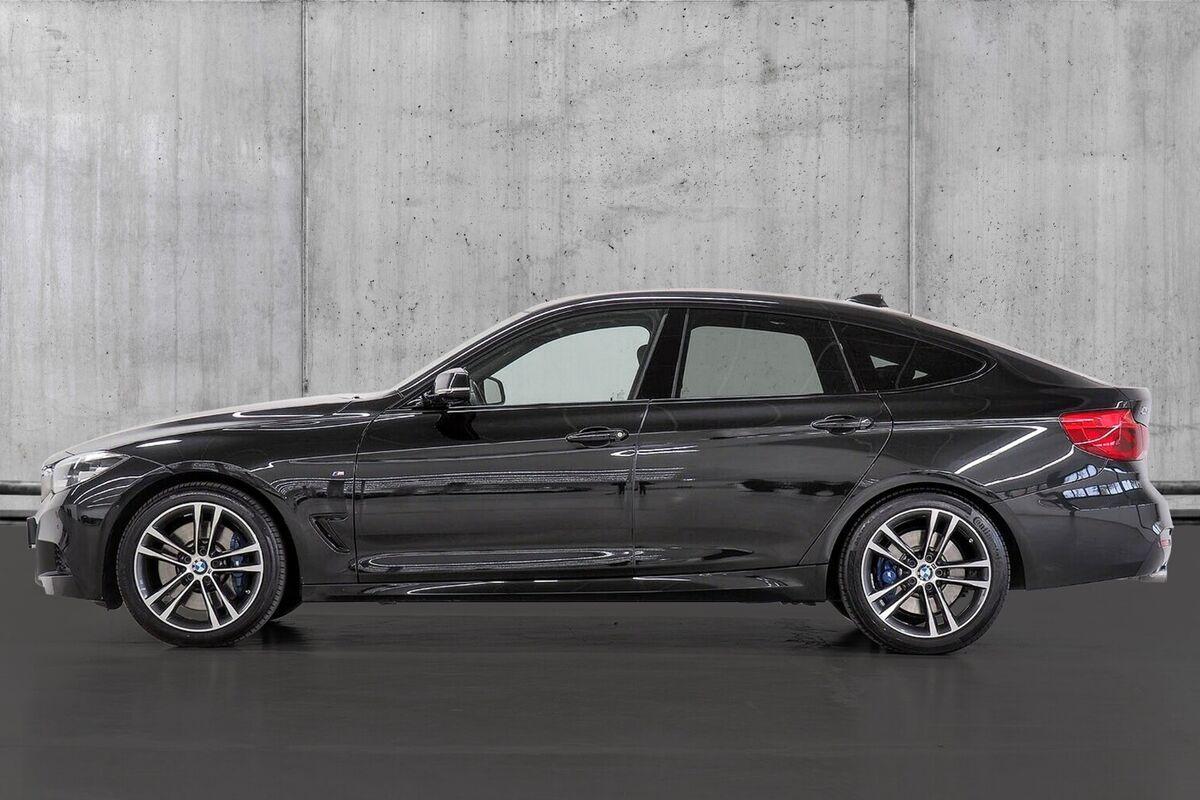 BMW 335d Gran Turismo xDrive aut.