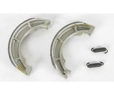 EBC Grooved Brake Shoes Rear for SUZUKI LT125D 1983