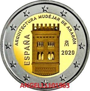 2020-ESPANA-2-CONMEMORATIVOS-034-ARTE-MUDEJAR-DE-ARAGoN-034-S-C-PREVENTA