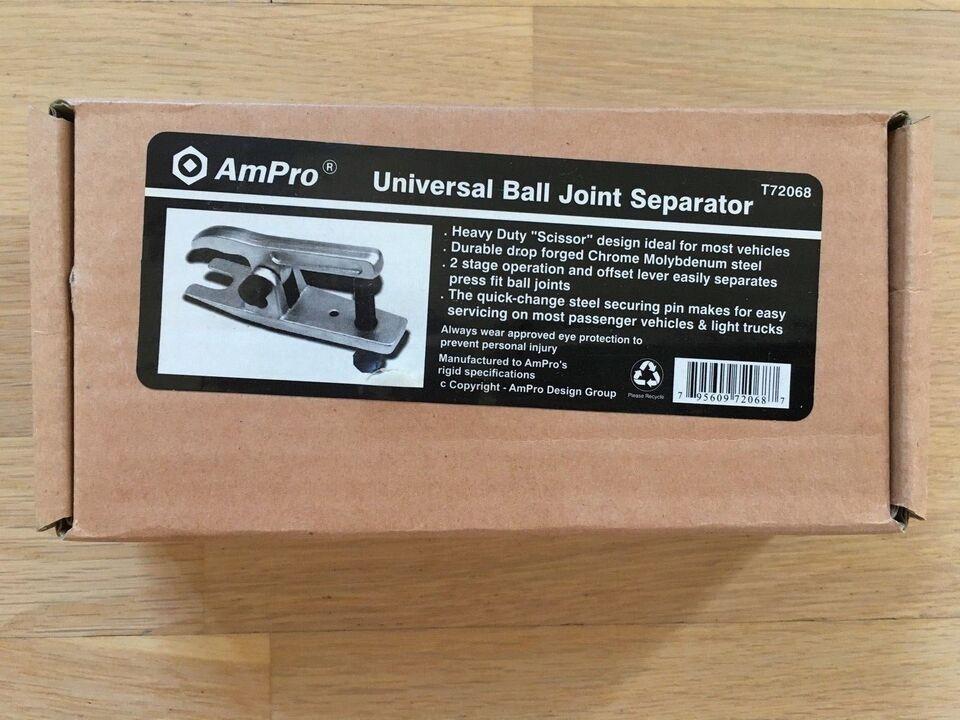 Styrekugleaftrækker, AmPro