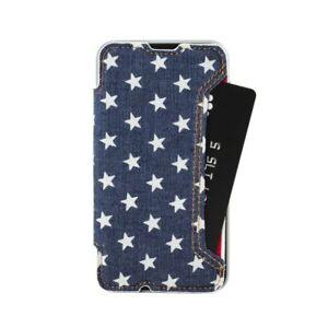 Mozo-Flip-Cover-Case-for-Nokia-Lumia-530-Denim-Star-Jean