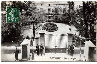 (s-106527) France - 34 - Montpellier Cpa Dingen Gemakkelijk Maken Voor Klanten