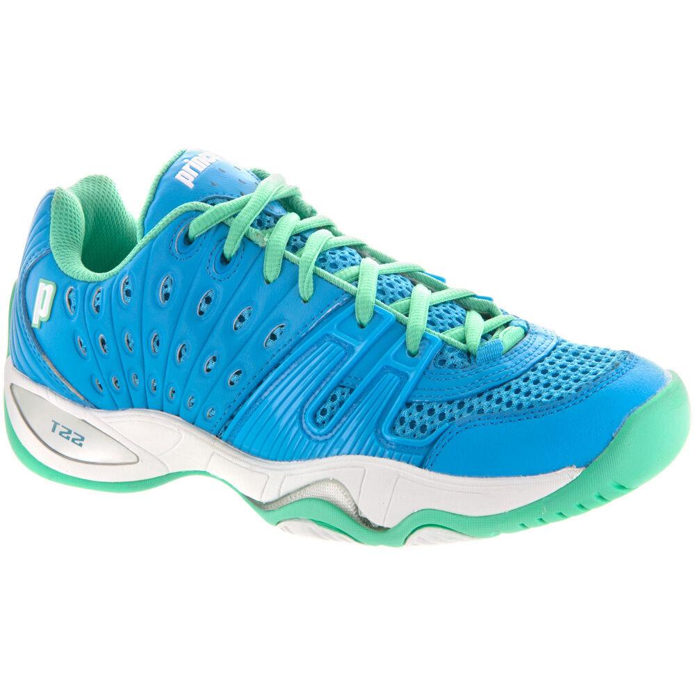 nuevo  Para Mujer Príncipe T22 (Sky Menta) tenis Zapatos. 8P985-801