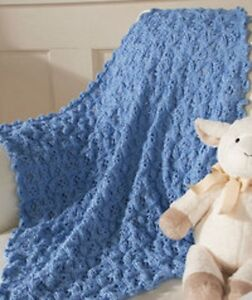 chTB028-Knitting-Pattern-Little-Prince-or-Princess-Baby-Blanket-Shawl