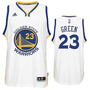 ddf8a97dd14 Golden State Warriors adidas NBA Swingman Home Jersey Draymond Green ...