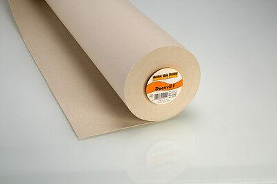 15m Decovil I light 90cm breit Taschenverstärker Vlieseline beige